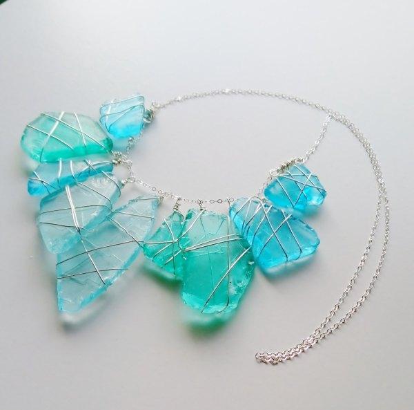 Nautical Sea glass