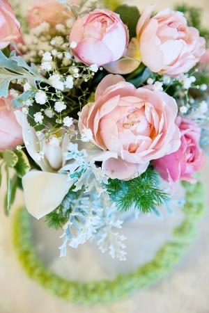 Michele Jesse Pink Pearls 0025