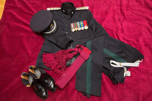 Alyssa Devan Military Pink Pearl 0061
